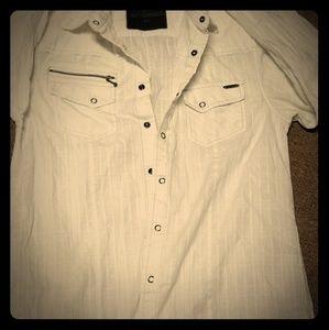 Guess, Dress Shirt- Adult Small